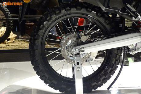 'Xe phuot' Honda CRF 250 Rally thach thuc moi dia hinh - Anh 7