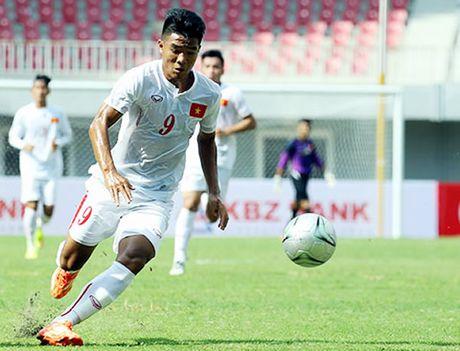 SHB Da Nang chieu mo sao U19 Viet Nam - Anh 1