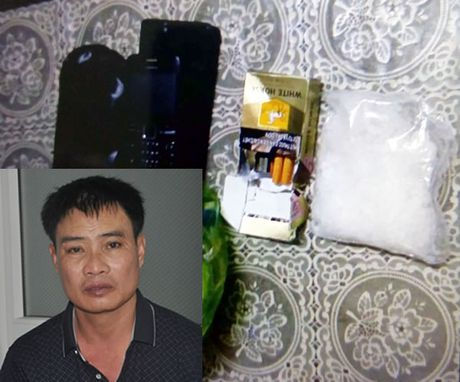 Danh chan ma tuy tu Quang Tri vao Da Nang - Anh 1