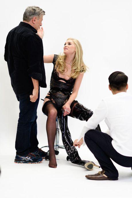 Elsa Hosk: Nhung thiet ke cua Victoria's Secret nam nay rat dep - Anh 2