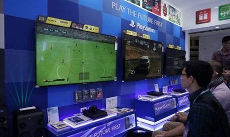 Sony Viet Nam chinh thuc ra mat va phan phoi the he PlayStation 4 moi - Anh 1