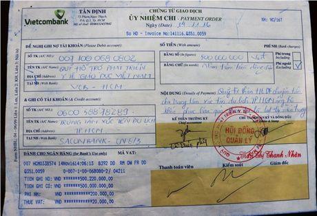 500 trieu dong giup dong bao lu lut mien Trung khac phuc kho khan - Anh 1