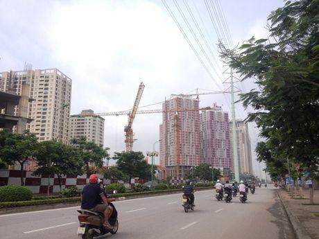 Quy hoach xay dung tuyen duong To Huu tai Ha Noi - Anh 1