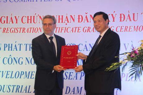 Hon 300 trieu USD phat trien to hop cang bien o Quang Ninh - Anh 1
