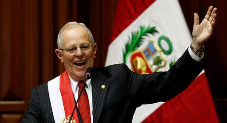 Tong thong Peru khai mac hoi nghi APEC 2016 - Anh 1