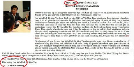 'GS, Tien si chui bay': Da doi ten hoc vien nhung chua go chuc danh - Anh 2