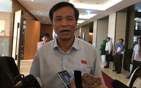 'Quoc hoi chua phe phan ai nhu voi ong Vu Huy Hoang' - Anh 1
