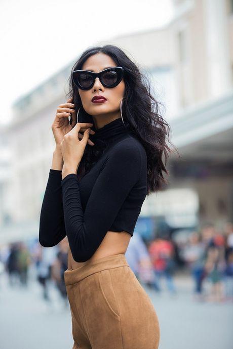 BeU Models khang dinh khong chen ep Kikki Le du Asia's Next Top - Anh 4