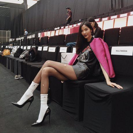BeU Models khang dinh khong chen ep Kikki Le du Asia's Next Top - Anh 5