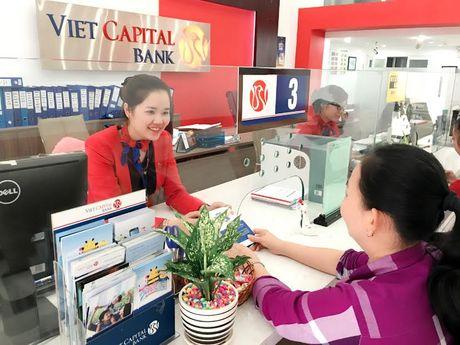 Viet Capital Bank duoc dieu chinh chi tieu tang truong tin dung 30% - Anh 1