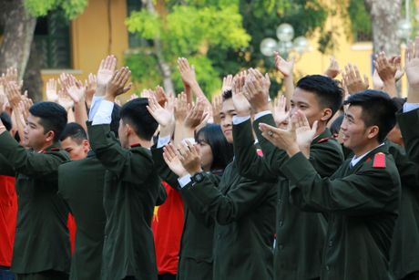 Hoc vien ANND to chuc nhieu hoat dong chao mung Ngay Nha giao Viet Nam 20-11 - Anh 10