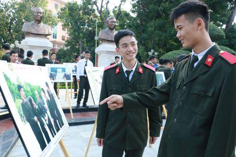 Hoc vien ANND to chuc nhieu hoat dong chao mung Ngay Nha giao Viet Nam 20-11 - Anh 13