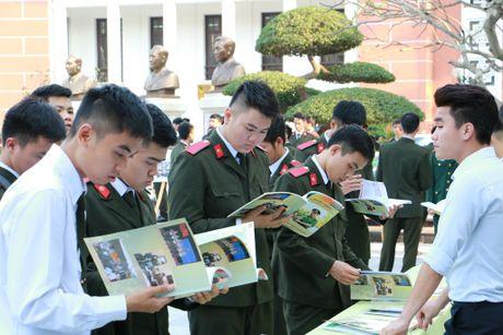 Hoc vien ANND to chuc nhieu hoat dong chao mung Ngay Nha giao Viet Nam 20-11 - Anh 14