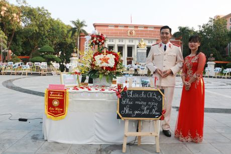 Hoc vien ANND to chuc nhieu hoat dong chao mung Ngay Nha giao Viet Nam 20-11 - Anh 16