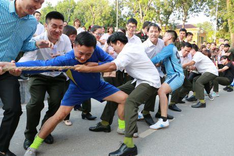 Hoc vien ANND to chuc nhieu hoat dong chao mung Ngay Nha giao Viet Nam 20-11 - Anh 22