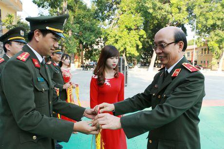 Hoc vien ANND to chuc nhieu hoat dong chao mung Ngay Nha giao Viet Nam 20-11 - Anh 5