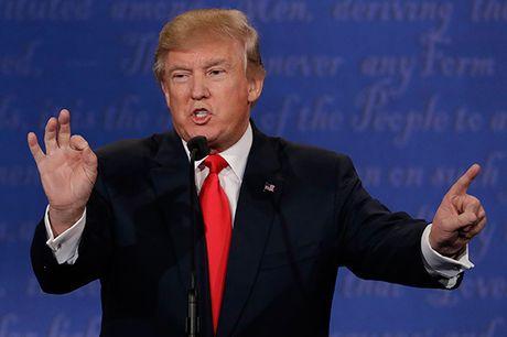 Xuc dong nhung la thu tre mong ong Donald Trump la mot tong thong tot - Anh 1