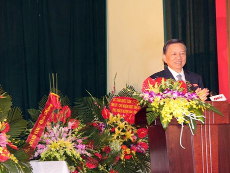 Bo truong To Lam du Ngay hoi Dai doan ket toan dan toc - Anh 2
