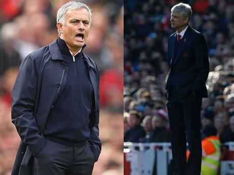 Wenger che gieu MU, thach Mourinho choi doi cong - Anh 1