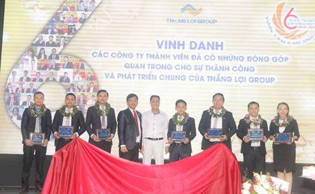 Ra mat Thang Loi Group va ky niem 6 nam thanh lap - Anh 3