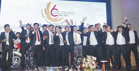 Ra mat Thang Loi Group va ky niem 6 nam thanh lap - Anh 6