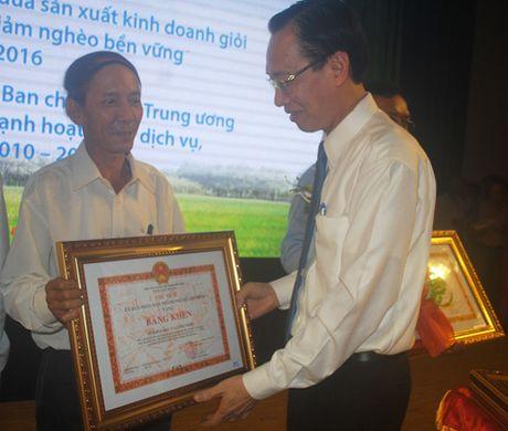 Ho tro chuyen giao KH&CN giup nong dan nang cao san xuat - Anh 3