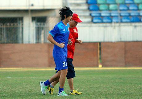 DT Viet Nam: Choi bong nem de thang Myanmar o san Thuwunna - Anh 5