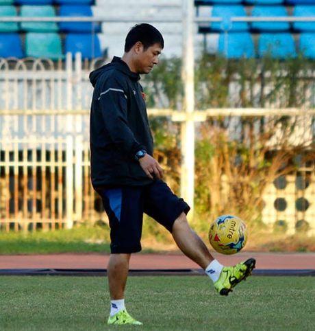 DT Viet Nam: Choi bong nem de thang Myanmar o san Thuwunna - Anh 6