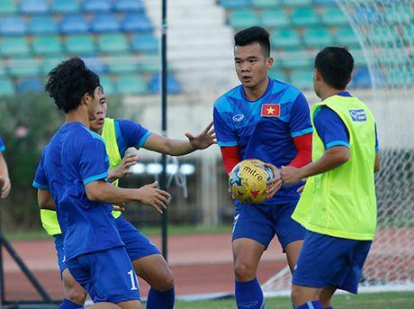 DT Viet Nam: Choi bong nem de thang Myanmar o san Thuwunna - Anh 9