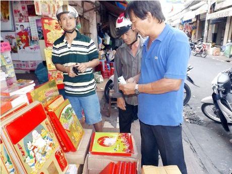 Thi truong lich nam 2017: Lich thuan Viet len ngoi - Anh 1