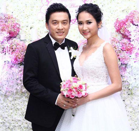 Lam Truong xac nhan vo mang thai con gai dau long - Anh 1