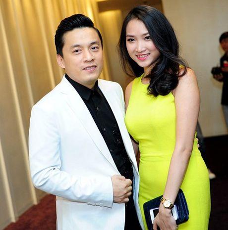 Lam Truong xac nhan vo mang thai con gai dau long - Anh 2