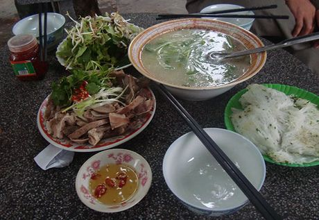 Que toi banh hoi, long heo... - Anh 1