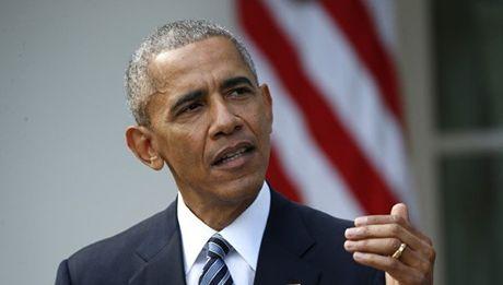 Tong thong My Obama goi Nga la sieu cuong quan su - Anh 1
