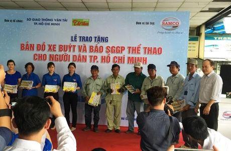 TPHCM: Tang 10.000 ban do xe buyt cho nguoi dan - Anh 1