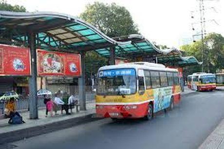 Ha Noi se tang hon 1.000 xe bus theo tieu chuan chau Au - Anh 1