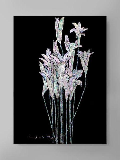 Ngam tranh son mai uu tu cua cac hoa sy Viet Nam - Han Quoc - Anh 2