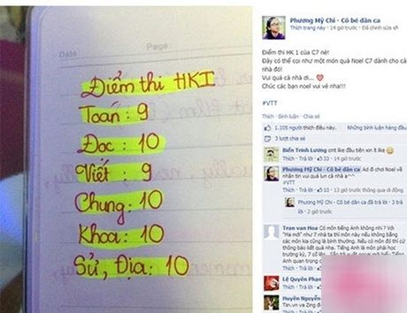 Diem moi nam cao chot vot, Phuong My Chi hien hoc hanh ra sao? - Anh 12