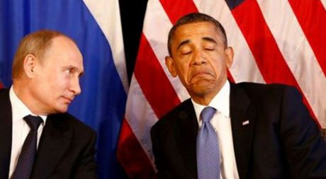 Vi sao sap het nhiem ky, Obama van tiep tuc cam van Nga? - Anh 1