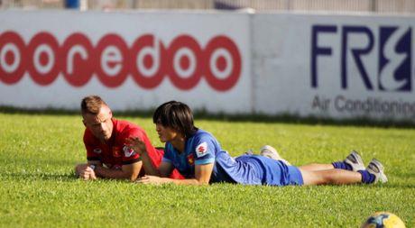 Tuan Anh khong da tran gap Myanmar hay lo luon AFF Cup? - Anh 1