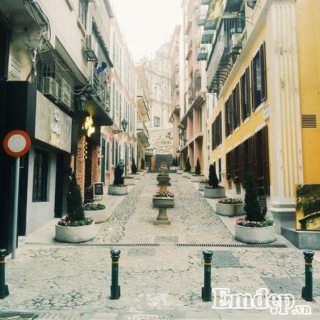 Theo chan chang trai Viet di het canh dep o Macau - Anh 1