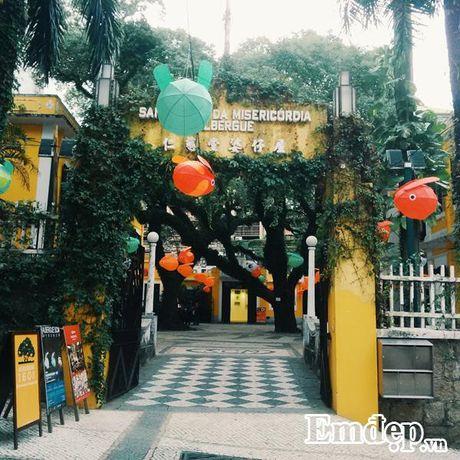 Theo chan chang trai Viet di het canh dep o Macau - Anh 3