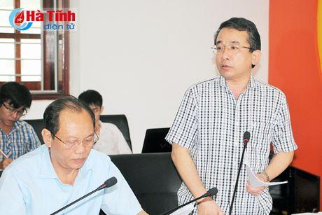 HDND thanh pho Ha Tinh ban mot so co che, chinh sach phat trien - Anh 2