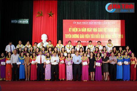 Nhieu hoat dong huong toi ngay Nha giao Viet Nam 20/11 - Anh 2