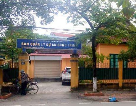 Quang Yen, Quang Ninh: Sai pham o tat ca cac giai doan dau tu - Anh 1