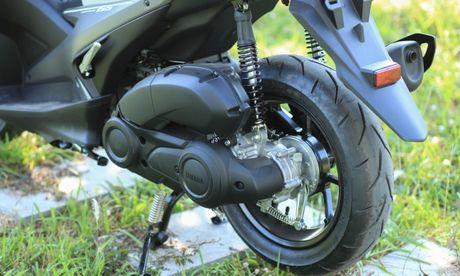 Yamaha NVX dau tien ve Ha Noi - Anh 10