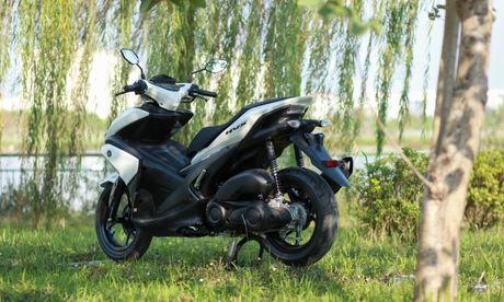 Yamaha NVX dau tien ve Ha Noi - Anh 3