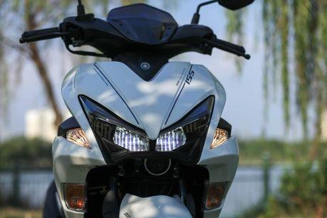 Yamaha NVX dau tien ve Ha Noi - Anh 4