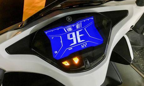Yamaha NVX dau tien ve Ha Noi - Anh 5