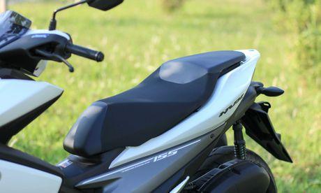 Yamaha NVX dau tien ve Ha Noi - Anh 8